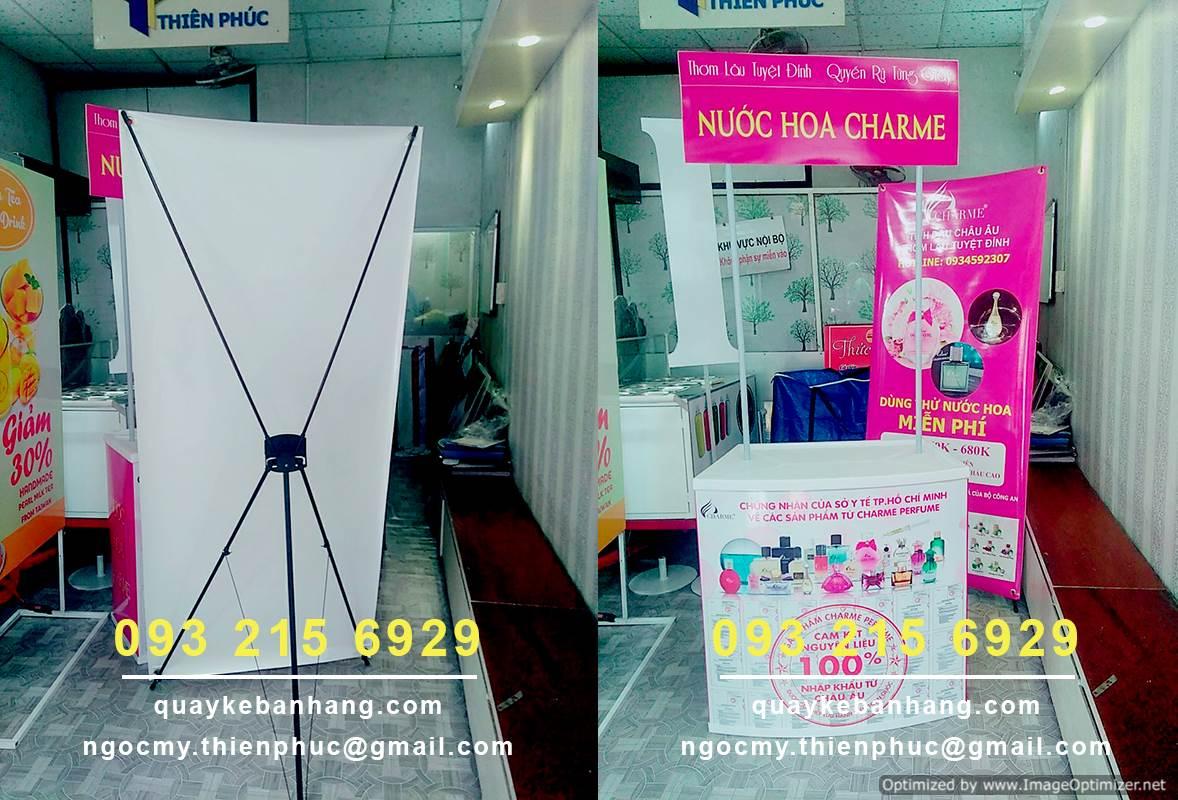 booth ban hang hcm