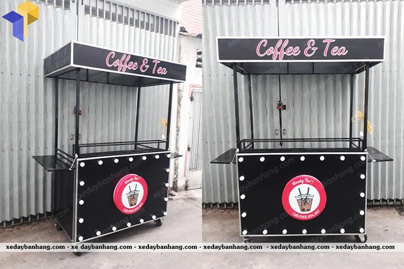bán xe ca phê coffee tea